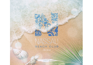 VARIOUS - Nassau Beach Club Ibiza 2012 - (CD)