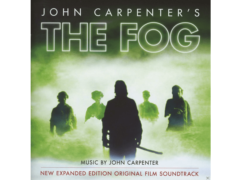 OST/VARIOUS - The Fog - New Expanded Edition [CD]