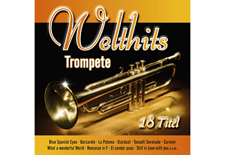 VARIOUS - Welthits - Trompete - (CD)