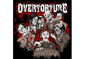 Overtorture - At The End The Dead Await - (CD)
