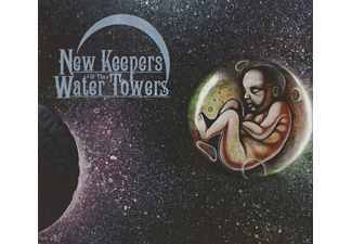 New Keepers Of The Water Towers - The Cosmic Child - (CD)