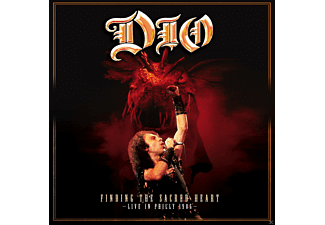 Dio -  Finding The Sacred Heart [CD]