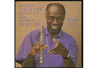 James Newton, Buddy Quintet Collette - Flute Talk - (CD)