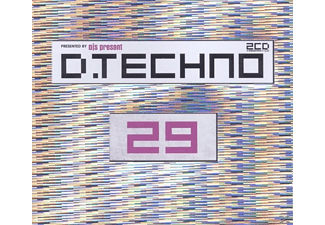 VARIOUS - D.Techno 29 - (CD)
