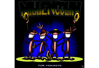 Millencolin - For Monkeys [CD]