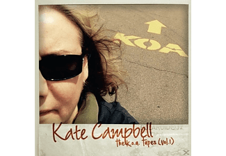 Kate Campbell - The K.O.A Tapes (Vol.1) - (CD)