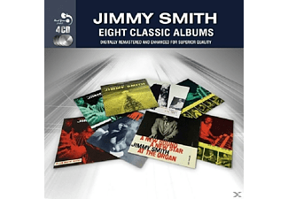 Jimmy Smith - Eight Classic Albums - (CD)