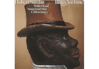 Hubert Sumlin - Blues Anytime! - (CD)
