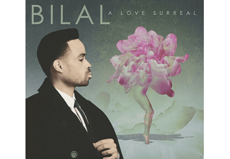 Bilal - A Love Surreal - (CD)