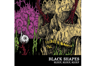 Black Shapes - Sleep Sleep Sleep - (CD)
