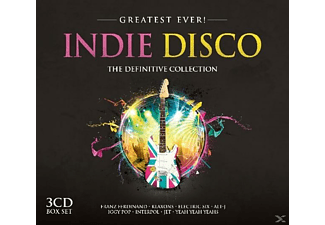 VARIOUS - Indie Disco-Greatest Ever - (CD)