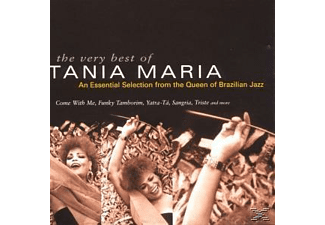 Tania Maria - Very Best Of Tanie Maria - (CD)