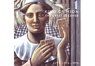 King Crimson - The Great Deceiver - Vol.1 - (CD)