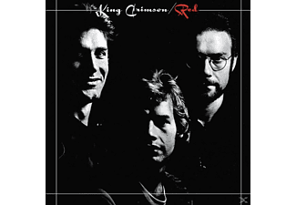 King Crimson - Red [CD + DVD Audio]