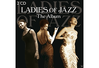 VARIOUS - Ladies Of Jazz-The Album - (CD)