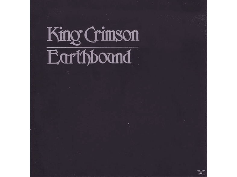 King Crimson - Earthbound [CD]