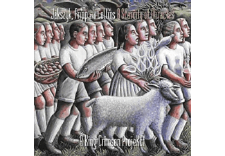 Robert Fripp & Mel Collin Jakko Jakszyk - A Scarcity Of Miracles-A King Crimson [CD]