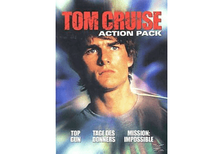 Tom Cruise Action Box - (DVD)