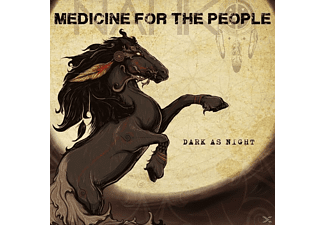 Nahko And Medicine For The People - Dark As Night - (CD)