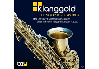 VARIOUS - KLANGGOLD (MY JAZZ) - (CD)