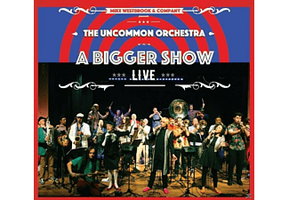 Westbrook Mike - Uncommon Orchestra: Live & Company - (CD)