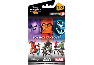 DISNEY Disney Infinity 3.0 Takeover Toy Box Paketi