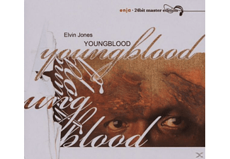 Elvin Jones - Youngblood - (CD)