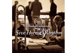 Goykovich Dusko - Five Horns & Rhythm - (CD)