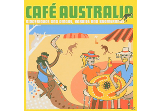 VARIOUS - Cafe Australia - (CD)