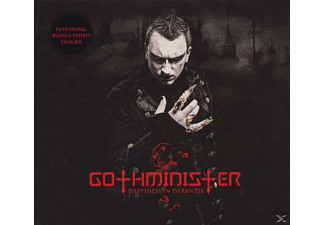 Gothminister - Happiness In Darkness - (CD)
