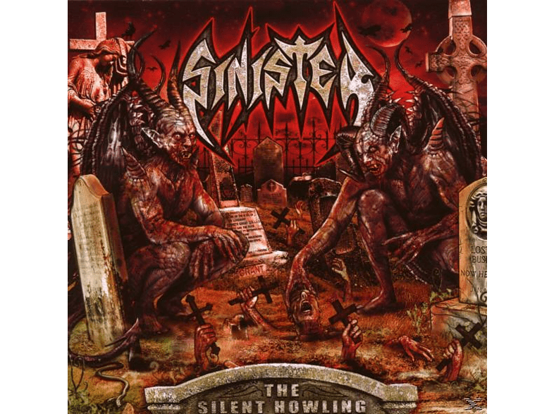 Sinister - The Silent Howling [CD]