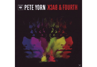 Pete Yorn - Back & Fourth - (CD)