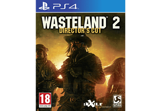 PS4 WASTELAND 2 - DIRECTORS CUT  PS4