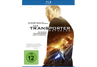 The Transporter Refueled - (Blu-ray)