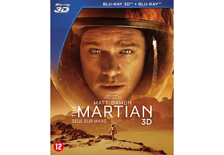 The Martian 3D + 2D Blu-ray