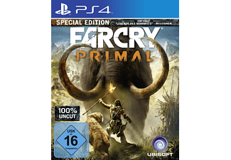 Far Cry Primal Special Edition (100% Uncut) - PlayStation 4