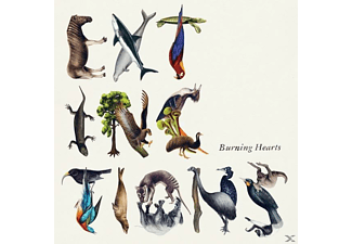 Burning Hearts - Extinctions - (CD)