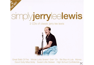 Jerry Lee Lewis - Simply Jerry Lee Lewis (2cd) - (CD)