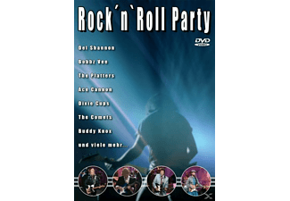 VARIOUS - Rock'n Roll Party - (CD)