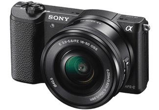 SONY Hybride camera Alpha 5100 + 16-50 mm (ILCE5100LB)