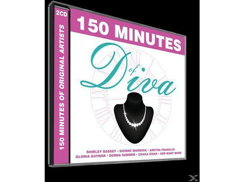 VARIOUS - 150 Minutes Of Diva [CD]