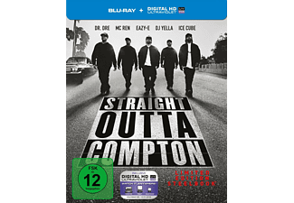 Straight Outta Compton (Steel-Edition / Director's Cut) [Blu-ray]