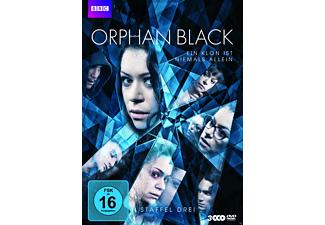 Orphan Black-Staffel 3 - (DVD)