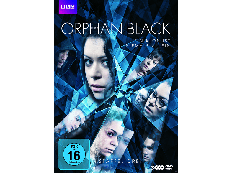 Orphan Black-Staffel 3 [DVD]