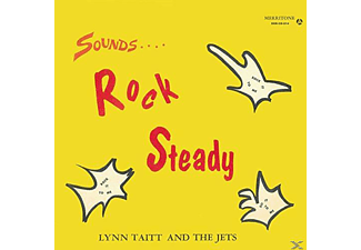 Ernest Ranglin - SOUNDS ROCK STEADY - (Vinyl)