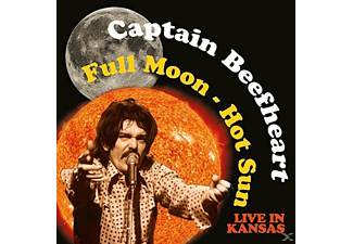 Captain Beefheart - Full Moon - Hot Sun Live In Kansas (Vinyl) - (Vinyl)