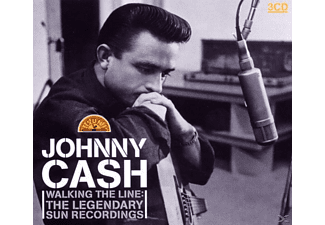 Johnny Cash - Legendary Sun Recordings - (CD)