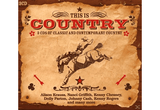 VARIOUS - This Is Country - (CD)