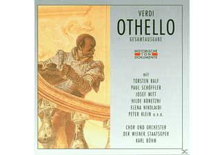 Giuseppe Verdi - Othello (Ga, Deutsch) - (CD)