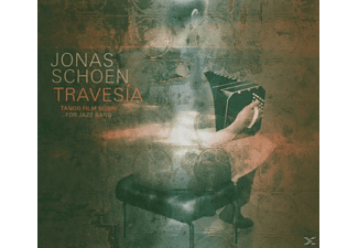 Jonas Schoen - Travesia - (CD)